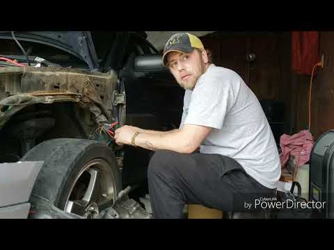 2005 Subaru Impreza P2102 Code Fix  Ride along