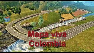 Viva Colombia  Lanzamiento El Andrés ETS 1.28 y 1.26 link de descarga.