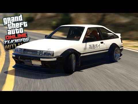 GTA 5 WIDEBODY 6STR FUTO GT HATCH CUSTOM Car Mods!