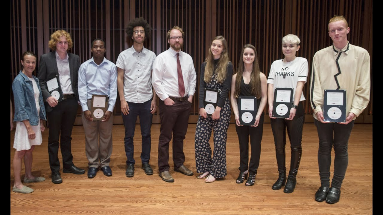 NextNotes: High School Composition Awards Concert and Award Ceremony 2015