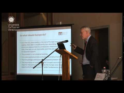 CFIL Sir John VICKERS Stability and Competition in UK Banking