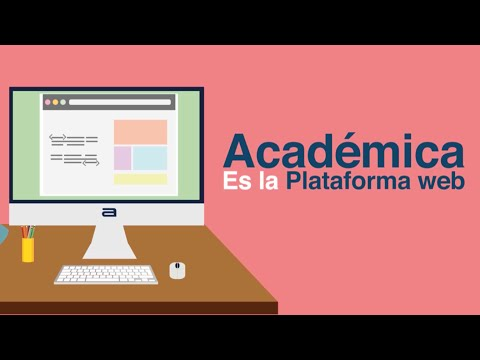¿Qué es académica?