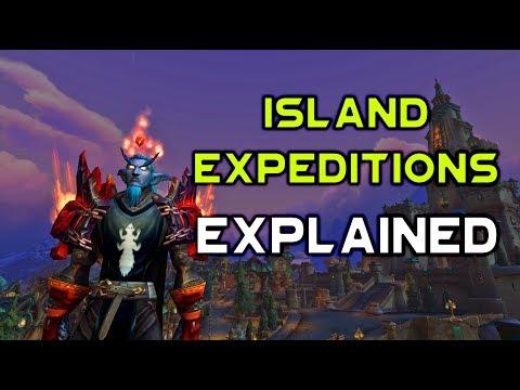 Island Expeditions Explained  | Rewards \u0026 How to Unlock