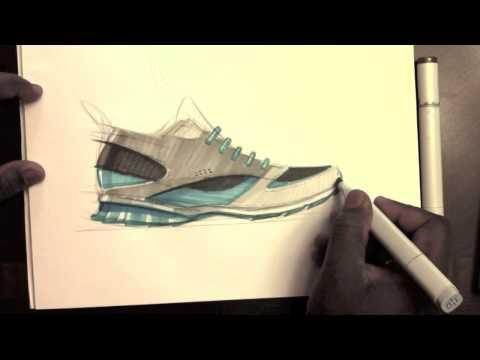 Sketch-A-Day 381:Shoe Sketch