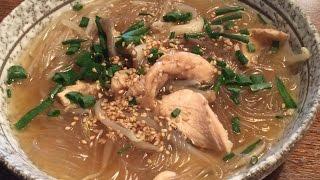 「春雨スープ」作り方