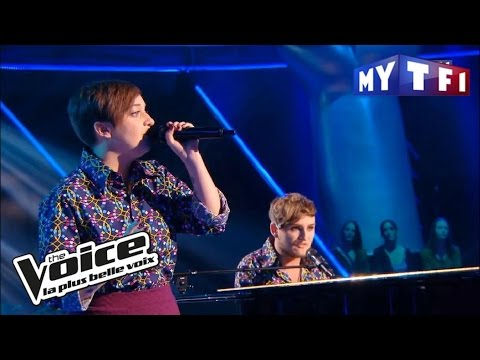 Tectum - « Over My Shoulders » (Mika) | The Voice France 2017 | Blind Audition