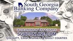 SOUTH GA BANKING CO