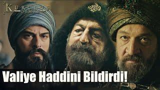 Osman Bey, sultanın huzurunda Moğol valisine haddini bildirdi! - Kuruluş Osman 57. Bölüm