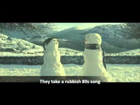 Christmas Adverts Song