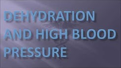 Dehydration and Hypertension