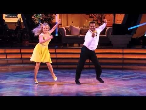 Alfonso Ribeiro doing the Carlton on DWTS!!!! HD 720p