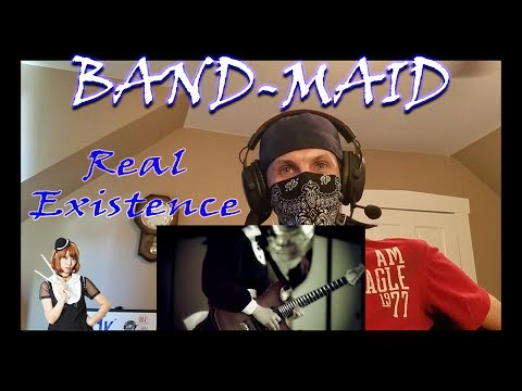 BAND-MAID - Real Existence | Reaction