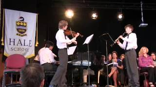 Srul Irving Glick: The Klezmer