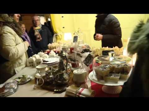 L'Assessore Davide Natale a Sapori e Mestieri Stile Artigiano 29 novembre 2015