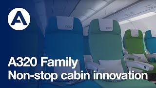 A320 Family: non-stop cabin innovation