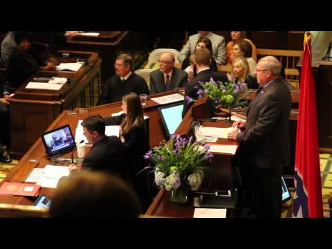 First Day of Tennessee's 109th General Assembly - TN House of Representatives