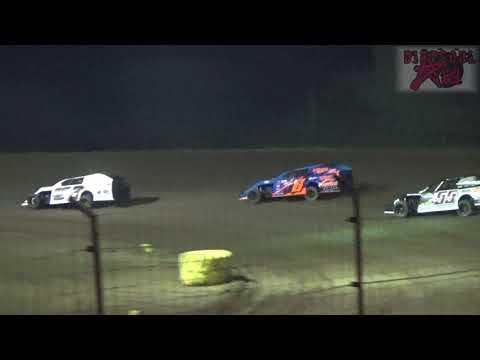 Salina Speedway - 4-27-18 - Salinausedcars.com Modified Heat Races