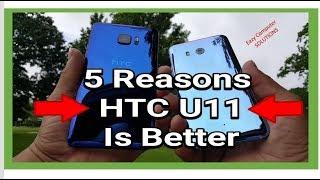 HTC U11 Better Then HTC U Ultra HERE