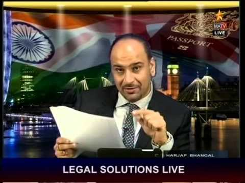 Harjap Bhangal Legal Solutions complete show 20160115