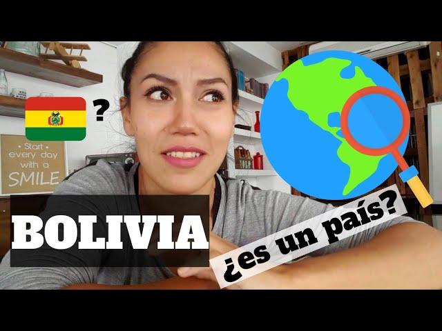 Qué Googlea la gente sobre Bolivia?