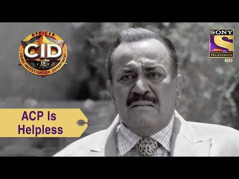 Your Favorite Character | ACP Pradyuman Is Helpless | CID