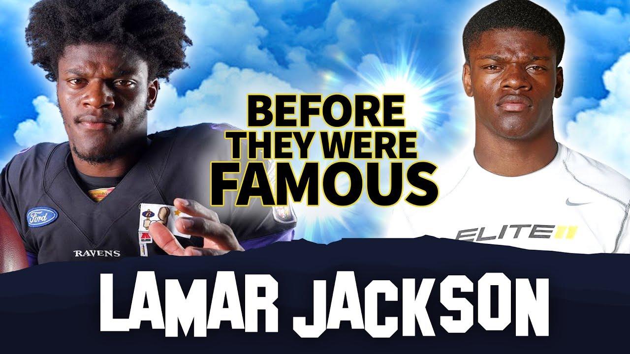 Lamar Jackson S Life Is More Tragic Than You Think