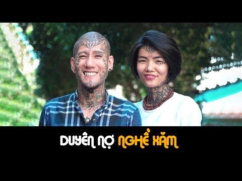 Chuyện tình yêu kỳ lạ của cặp đôi có nhiều hình xăm nhất Việt Nam