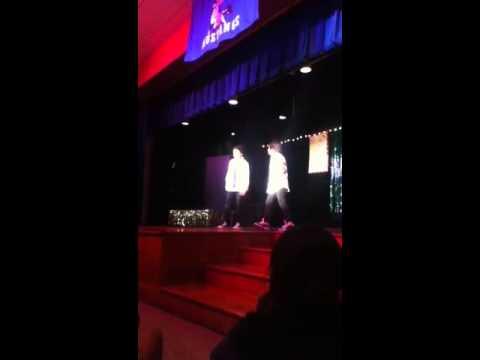 Dean middle school talent show 1012