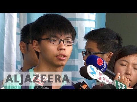 Hong Kong pro-democracy leader barred entry to Thailand