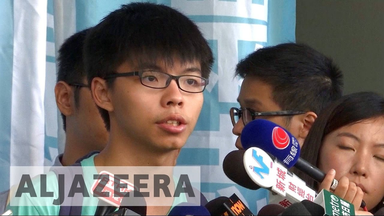 Hong Kong pro-democracy leader barred entry to Thailand