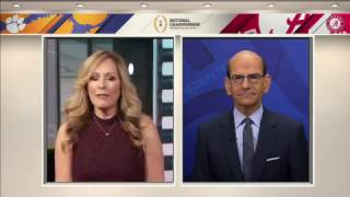 What does Alabama have to do in rematch against Clemson - SportsCenter (01-01-2017)
