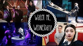 End of the UK Tour! | Watch Me, Wednesday!