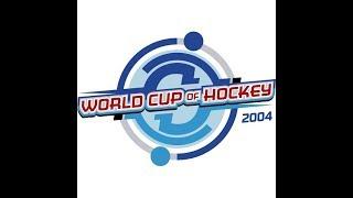 *ХОККЕЙ*  Кубок Мира 2004  *Словакия - Россия*  (Овечкин,Яшин,Дацюк,Ковальчук+Демитра и Бондра)
