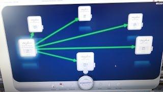 DEVOLO dLAN 1200+ / Telekom 100 MBit/s VDSL2 Vectoring - Speedtest