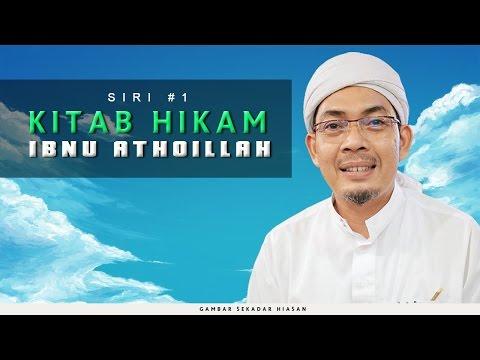 #1 | Kitab Al Hikam  | Ustaz Ahmad Rizam