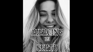 Piercing de Septo - Septo segmenta
