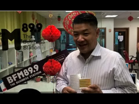 Interview CEO, Victor Foo, SGPMX | BFM   The Business Station 89.9