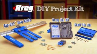 Kreg Diy Project Kit