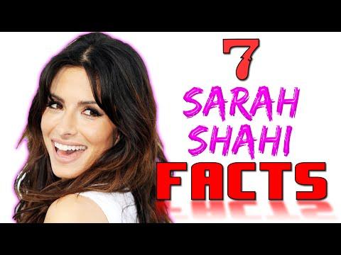 Sarah Shahi Facts  Nancy Drew actress