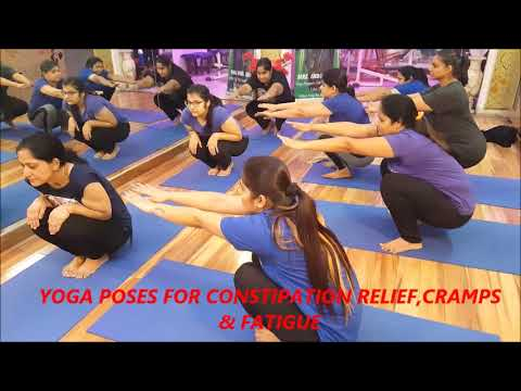 yoga poses for constipation reliefcramps and fatigue
