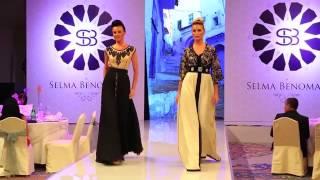 Repeat youtube video Selma BENOMAR fashion show 2014 عرض أزياء  مجموعة رمضان