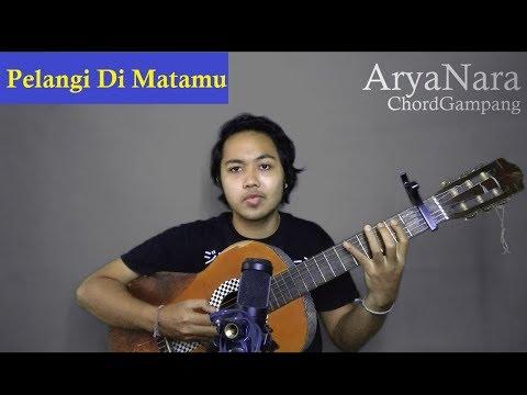Chord Gampang (Pelangi Di Matamu - Jamrud) by Arya Nara (Tutorial)