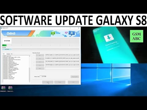 SOFTWARE UPDATE Samsung Galaxy S8, S8+ | How to