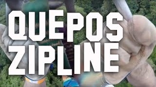 Costa Rica Double Zipline through Rainforest: 1 mile long - El Santuario, Quepos