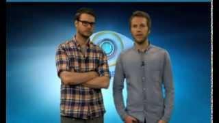 Webshow: Das sind Nils und Etienne (Werbespot für