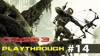 Crysis 3 Playthrough - SYSTEM X is down - Part 14 [PC] [HD]