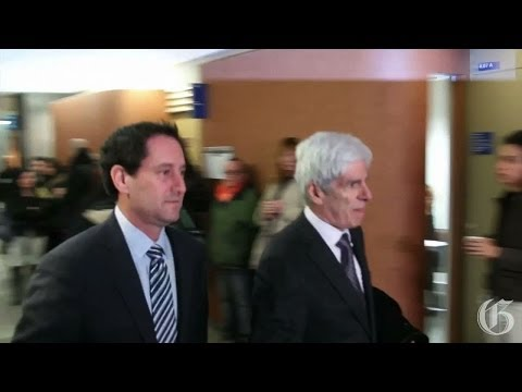 RAW: Former Montreal mayor Applebaum in court