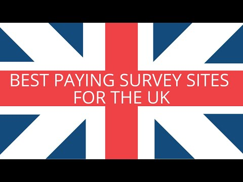 10 Best Paid Survey Sites For UK That Actually Pay 2020
