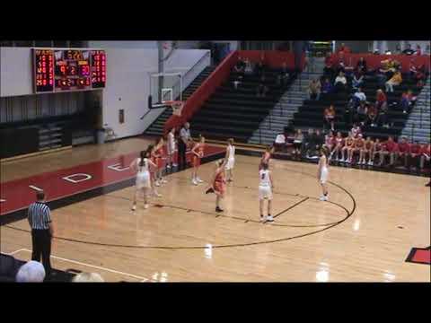 Leah Van Weelden Highlight Video   2017 2018 Marion Girls Basketball