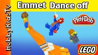 PLAY-DOH Emmet's New Power Boots! Part 2 thumbnail